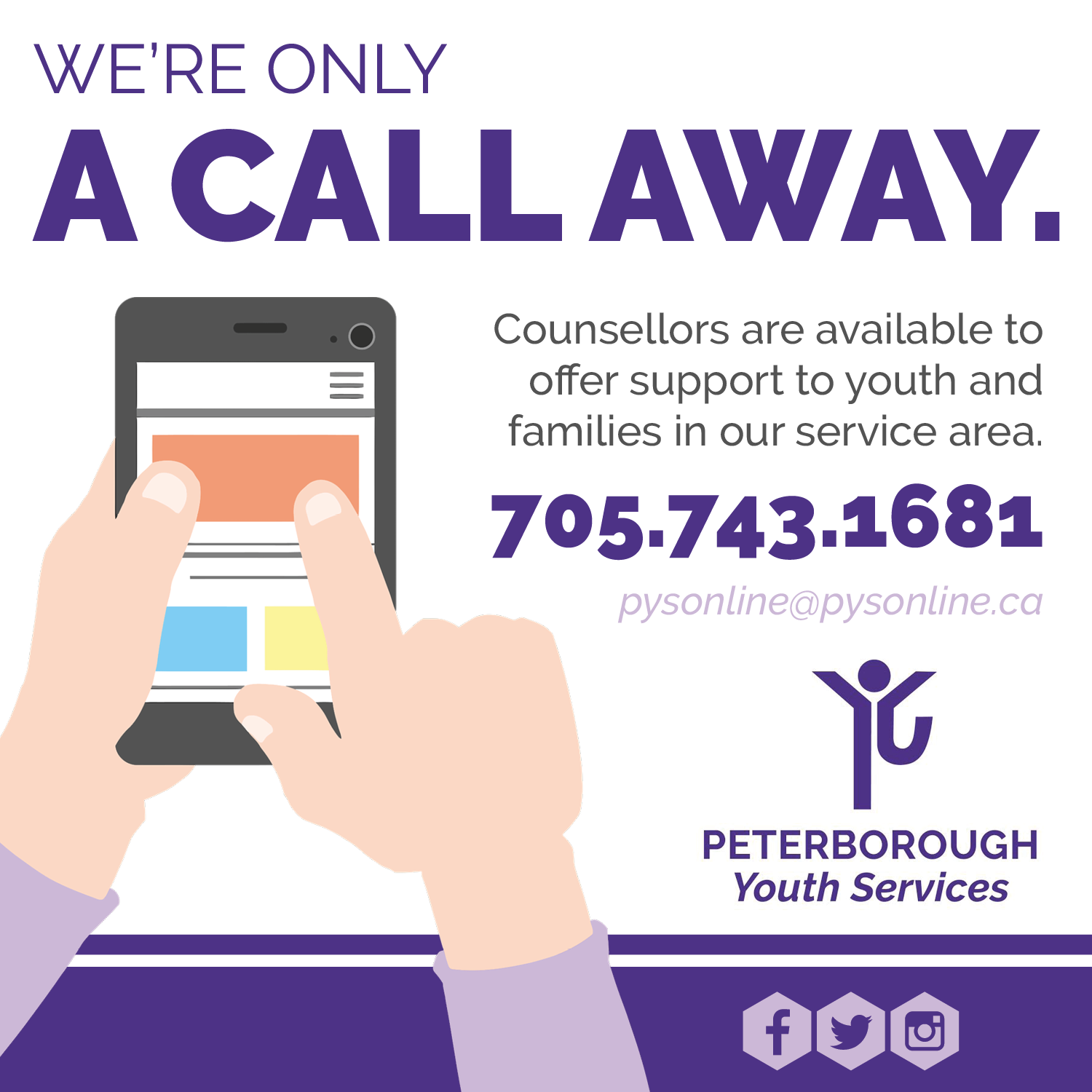 Peterborough Youth Services